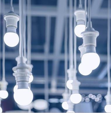 LED照明(照明節電規劃)